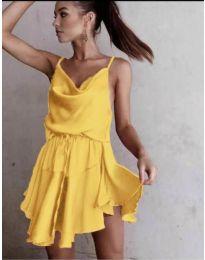 Obleka - koda 660 - rumena