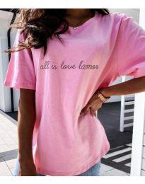 Majica - koda 36755 - roza
