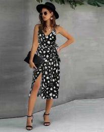 Obleka - koda 0510 - večbarvna