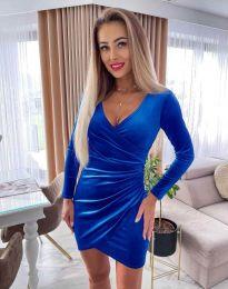 Obleka - koda 3872 - modra