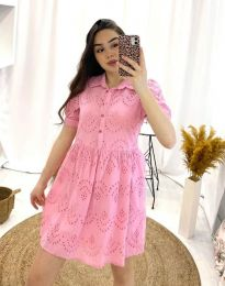 Obleka - koda 0517 - 2 - roza