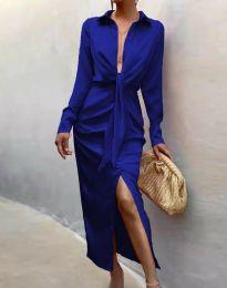 Obleka - koda 6459 - modra