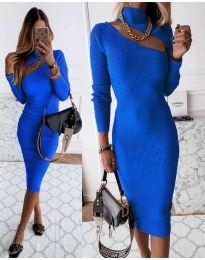 Obleka - koda 149 - modra