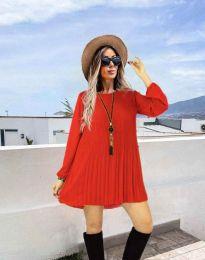 Obleka - koda 1430 - rdeča