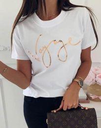 Majica - koda 3350 - bela