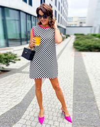 Obleka - koda 2639 - večbarvna