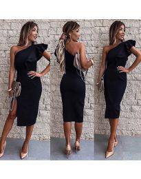Obleka - koda 745 - črna