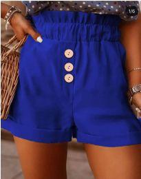 Kratke hlače - koda 9383 - temno modra