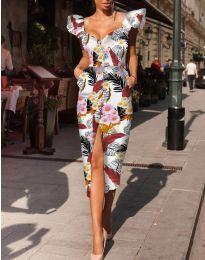 Obleka - koda 4469 - večbarvna