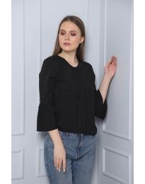 Bluza - koda 0629 - 5 - črna