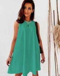 Obleka - koda 9862 - olivna