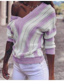 Bluza - koda 786 - vijolična