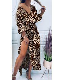 Obleka - koda 5454 - 6 - večbarvna