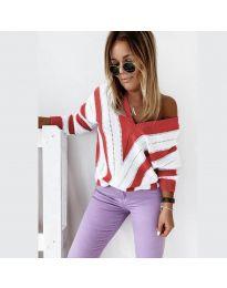 Bluza - koda 0907 - rdeča