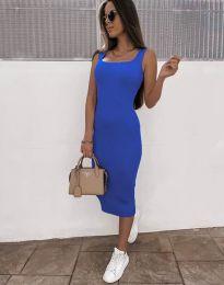 Obleka - koda 5964 - modra