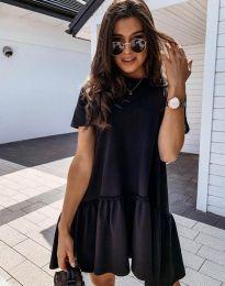 Obleka - koda 4465 - črna