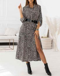 Obleka - koda 3853 - večbarvna