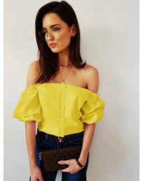 Bluza - koda 243 - rumena