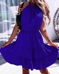Obleka - koda 9949 - temno modra