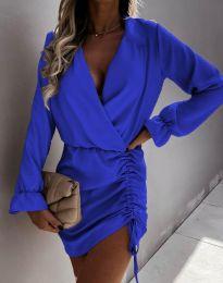 Obleka - koda 4271 - modra