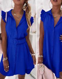 Obleka - koda 7411 - modra