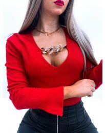 Bluza - koda 4190 - rdeča