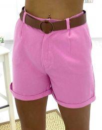 Kratke hlače - koda 2236 - 3 - roza