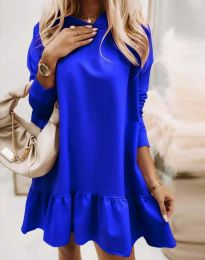 Obleka - koda 9376 - modra