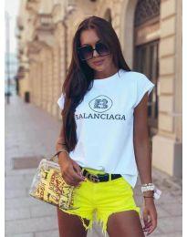 Majica - koda 5357 - bela