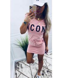 Obleka - koda 9905 - roza