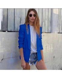 Suknjič - koda 118 - modrá