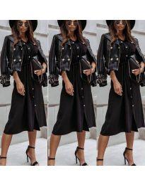 Obleka - koda 1510 - črna
