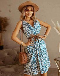 Obleka - koda 5488 - 5 - večbarvna