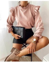 Bluza - koda 5455 - roza
