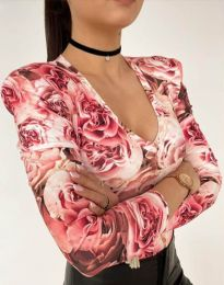 Bluza - koda 11633 - farebná