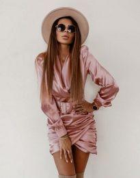 Obleka - koda 0659 - roza