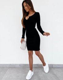 Obleka - koda 11664 - črna
