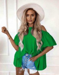 Bluza - koda 0157 - zelena