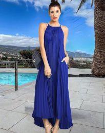 Obleka - koda 6999 - temno modra