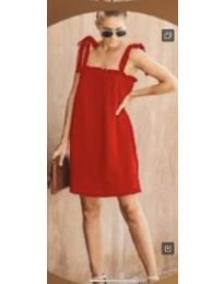 Obleka - koda 482 - rdeča