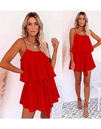Obleka - koda 721 - rdeča