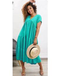 Obleka - koda 4475 - menta