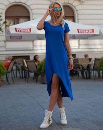 Obleka - koda 5507 - temno modra