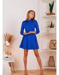 Obleka - koda 6619 - modra