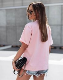 Majica - koda 11953 - roza
