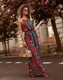 Obleka - koda 2964 - farebná