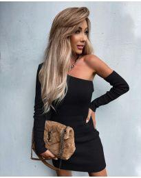 Obleka - koda 4933 - črna