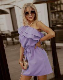Obleka - koda 7100 - vijolična