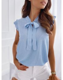 Bluza - koda 300 - svetlo modra