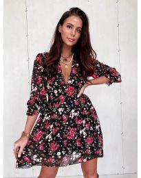 Obleka - koda 3161 - 1 - večbarvna